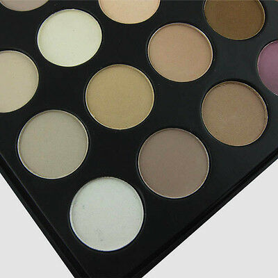 New professional 28 color neutral warm eyeshadow palette for Warm neutral color palette