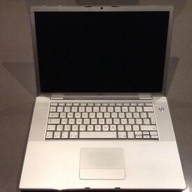 Mac Book Pro laptop