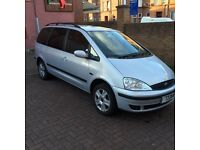 Ford Galaxy 7 Seater £2000