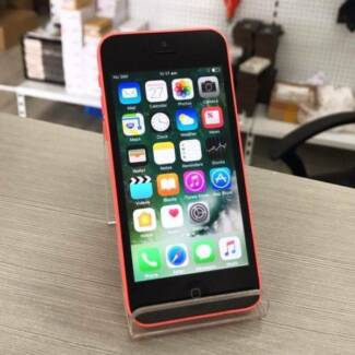 PRE OWNED IPHONE 5C 16GB PINK AU MODEL UNLOCKED WARRANTY INVOICE