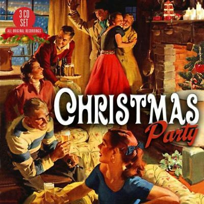 Christmas Party VARIOUS Best Of 60 Songs ORIGINAL RECORDINGS Music NEW 3 (Best New Party Music)