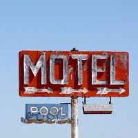 Motel sign wanted any size or stule