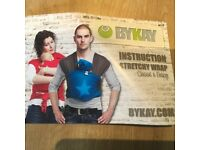 Bykay Baby Wrap Carrier