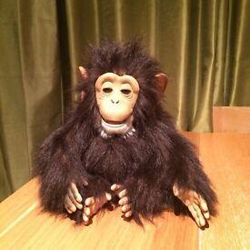 Fur real monkey