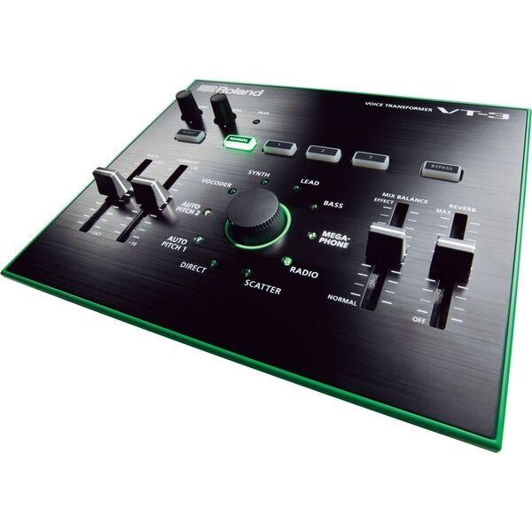 Roland VT-3 AIRA VT3 Voice Transformer Desktop Studio Vocal Processor Unit