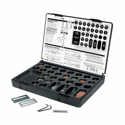 Master Padlock Masterkeying Service Kit. For Lock Rekeying Pinning Pin Parts