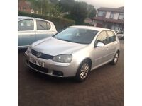 Top spec diesel golf 1.9 immaculate condition