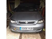2006 ASTRA CONVERTIBLE PROJECT.