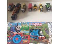 Thomas the tank trains & books