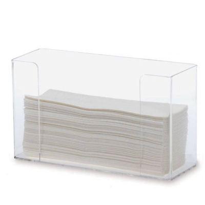 "Paper Towel Dispenser Tri-Fold • 10.5""W x 3.75""D x 6""H 1"