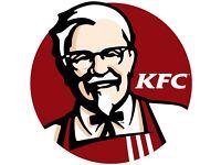 Job in KFC Bentley Bridge