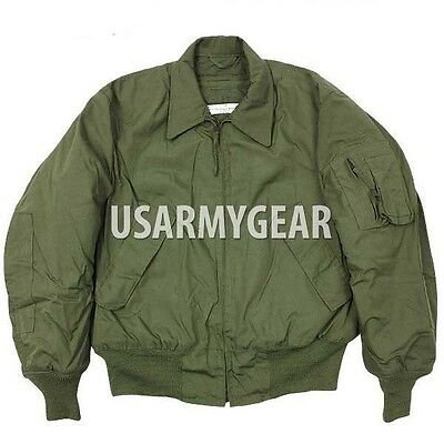 High Flyer Jacket (New US Military Cold Weather High Temperature Resistant Aramid Flyer's Jacket GI)