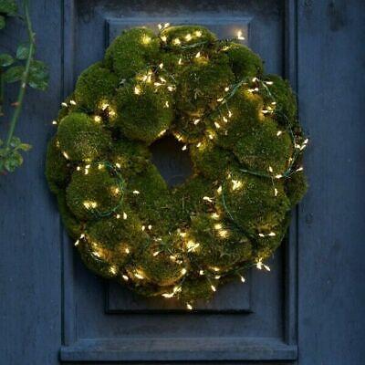 Guirnalda alambre luces Led 20M decorativa luces de hadas decorativa verde