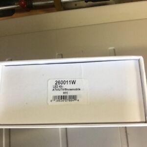 """Led lights, 3"""" levelling kit, Ram Rebel grills"""