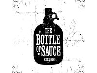 SOUS CHEF - THE BOTTLE OF SAUCE - CHELTENHAM - EXCITING NEW OPENING - up to 24k + tronc
