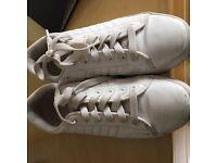 Adidas training shoes worn size 10 uk