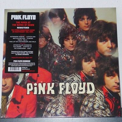 Pink Floyd - The Piper At The Gates Of Dawn / LP (PFRLP1)