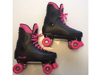 Rarely Used SFR Street 86 Quad Skates in Pink - UK Size 7 - Cost new £80