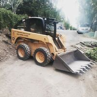 ~BOBCAT SERVICES~DUMP TRUCK~Flat Rate's-No Dump Fee's