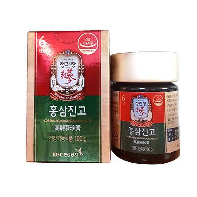 정관장 [Cheong Kwan Jang] Korean 6 Years Red Ginseng Extract Honey Paste 100g