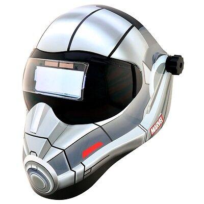 New Save Phace Efp-f Series Welding Helmet Marvel Ant Man Antman 410 Adf Lens