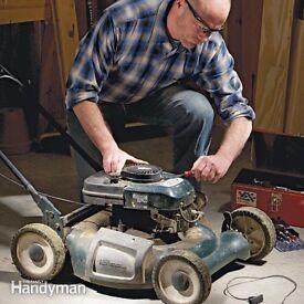 Lawnmower repairs Essex