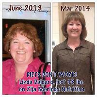 It's Time to Get Healthier with Moringa/Zija - Take Control!!