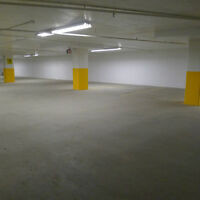 Secured Heated Underground Parking Stall 12 ave 7 st sw