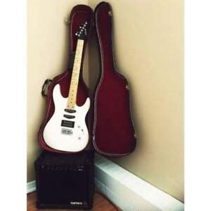 LOOKING FOR  ELECTRIC  GUITAR