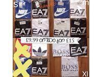 Wholesale job lot bundle joblot bargain polo t shirts tshirts ralph lauren
