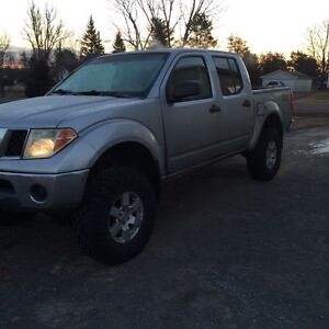 2005 Lifted Nissan Frontier Nismo, Good Shape
