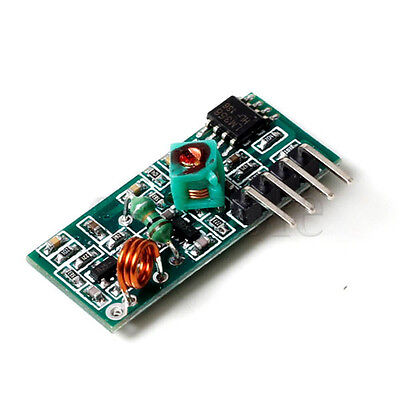 1pcs 433mhz Rf Receiver For Arduino Raspberry Pi Project Tw