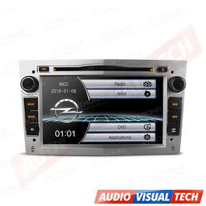 OPEL Vauxhall Corsa Vectra Vivaro Antara Zafira Astra GPS Navi DVD Player Radio