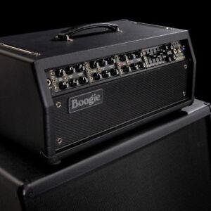 Mint Mesa Boogie Mark V 90/45/10Watt Guitar Amp Head and Covers