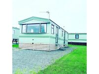 Private sale static caravan for sale ocean edge holiday park Lancaster Morecambe