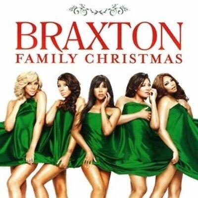 THE BRAXTONS - BRAXTON FAMILY CHRISTMAS  CD NEW!  ()