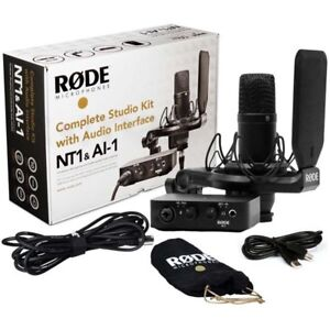 Rode Complete Kit Condenser amic