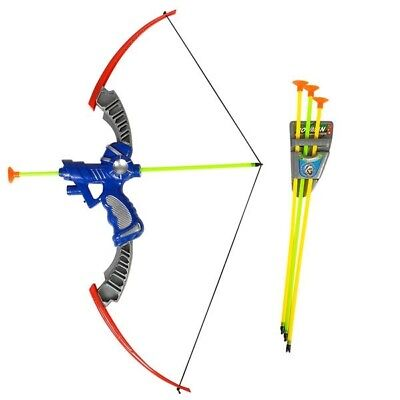 - TOY ARCHERY SET! bow and arrows child kids birthday party favors 24