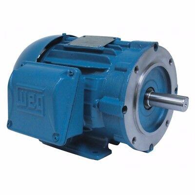Weg 07518et3e365t-w22 Premium Efficiency Electric Motor 75hp