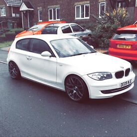 BMW 1 series 2ltr sport
