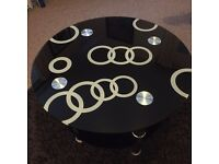 Bargain Glass Coffee Table