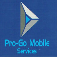 Pro-Go Mobile - WE COME TO YOU
