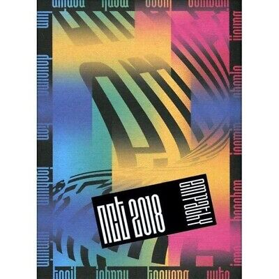 Nct 2018 Empathy Dream Version Photo Book Album CD Only