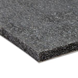 Multi purpose carpet solid wood floor laminate black for 6mm wood floor underlay