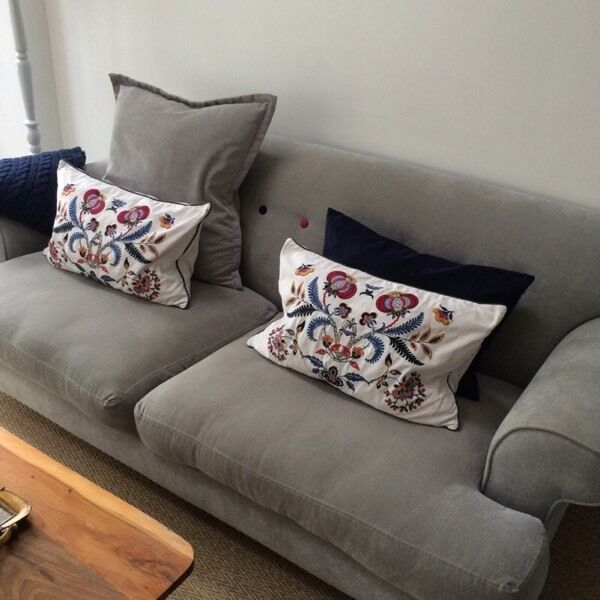 Dfs Orbit Grey Sofa For Sale 250 In Kirk Ella East