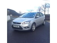 2009 Ford Focus Zetec TD *MOT'd to February 2018, Only £30 annual road tax*