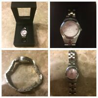 Womans GUESS waterpro watch, excellent condition,