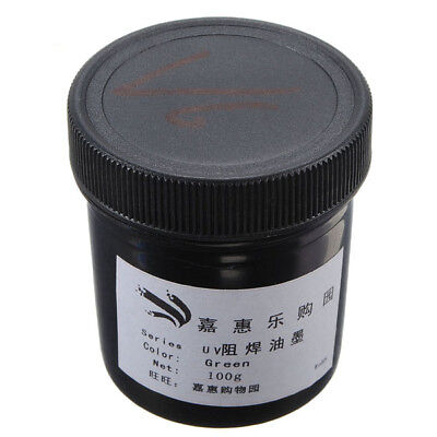 100g Pcb Uv Curable Solder Mask Repairing Paint Anti-corrosion