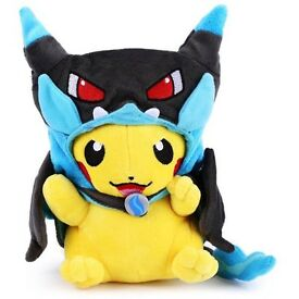 Pokemon pikachu plush kids toy new