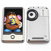 MP4 Touch Screen Camera 16GB